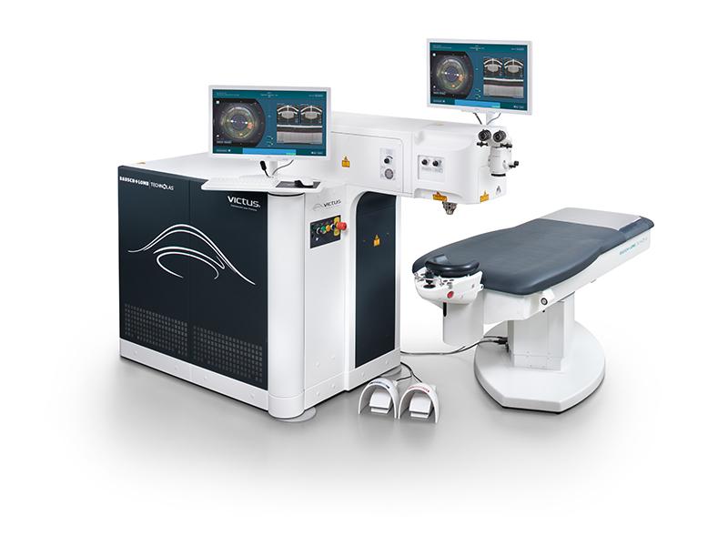 Excimerový laser Teneo 317