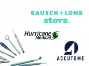 Nástroje pro kataraktovou chirurgii
