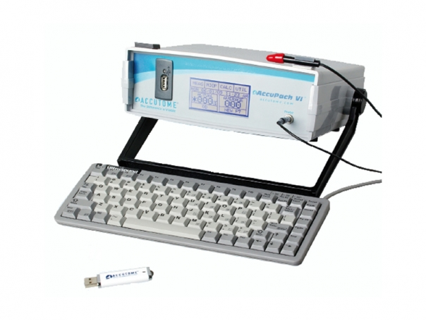 Ultrazvukový pachymetr AccuPach VI